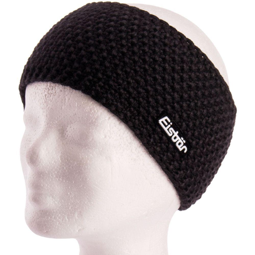 c984f19850e9b4 Eisbär - Jamies Stirnband schwarz kaufen im Sport Bittl Shop