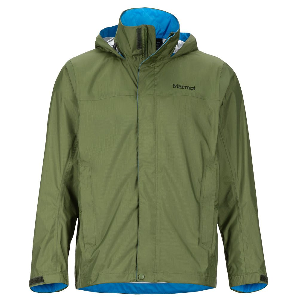 Marmot PreCip Rain Jacket Men bomber green