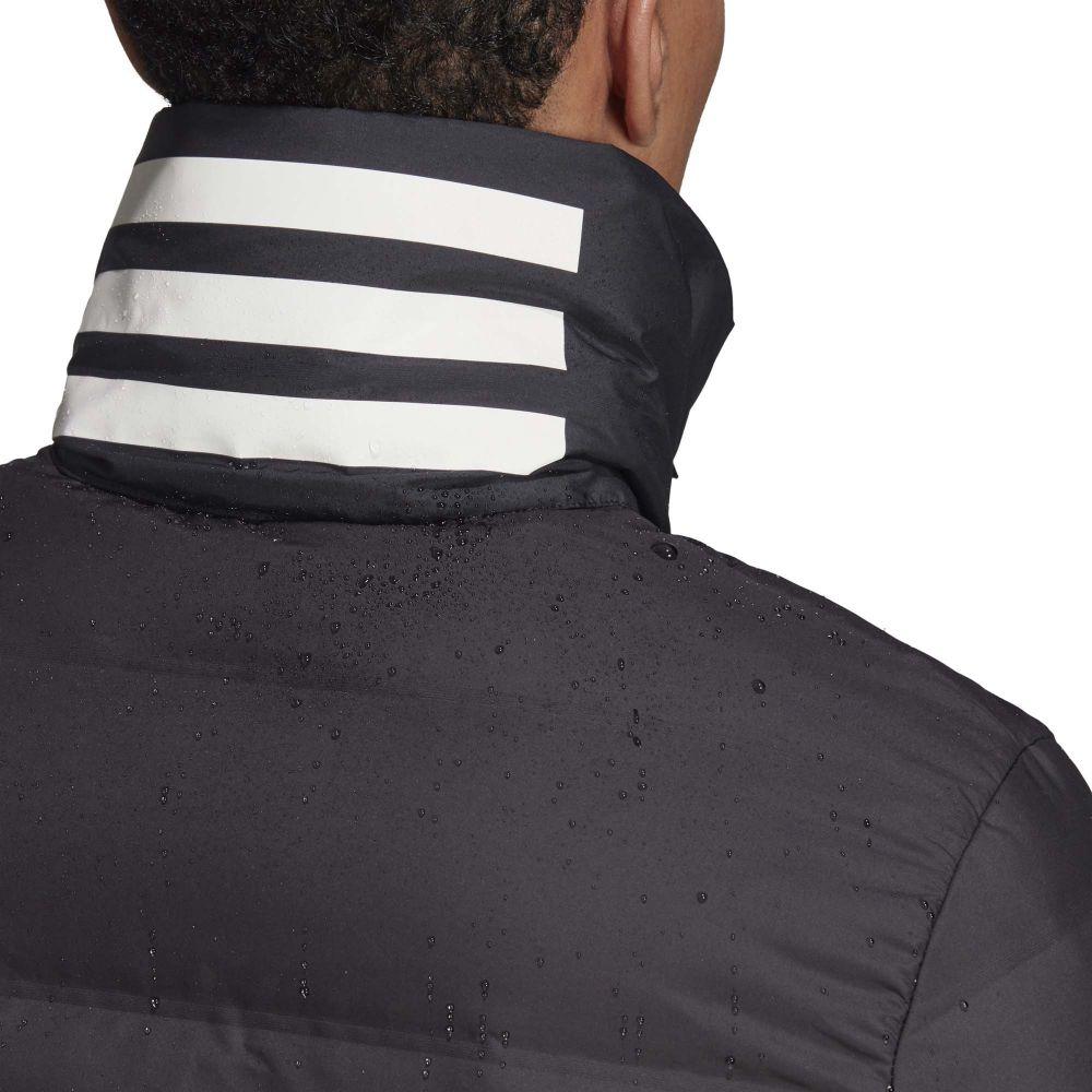 Helionic Streifen Jacke Schwarz Herren Adidas 3 OP80nwkX