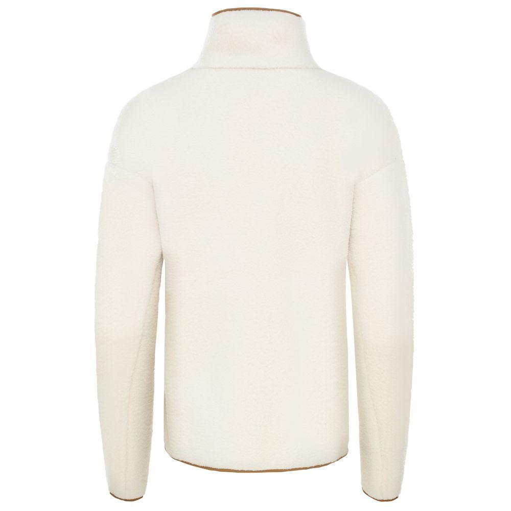 The North Face® Cragmont Fleece Jacket Women vintage white