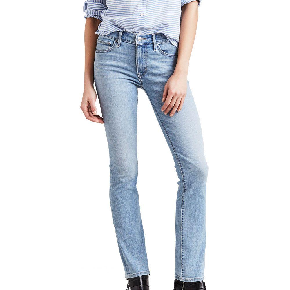 tout neuf 17e2e 947cf Levis - 712 Slim Identity Jeans Women light indigo