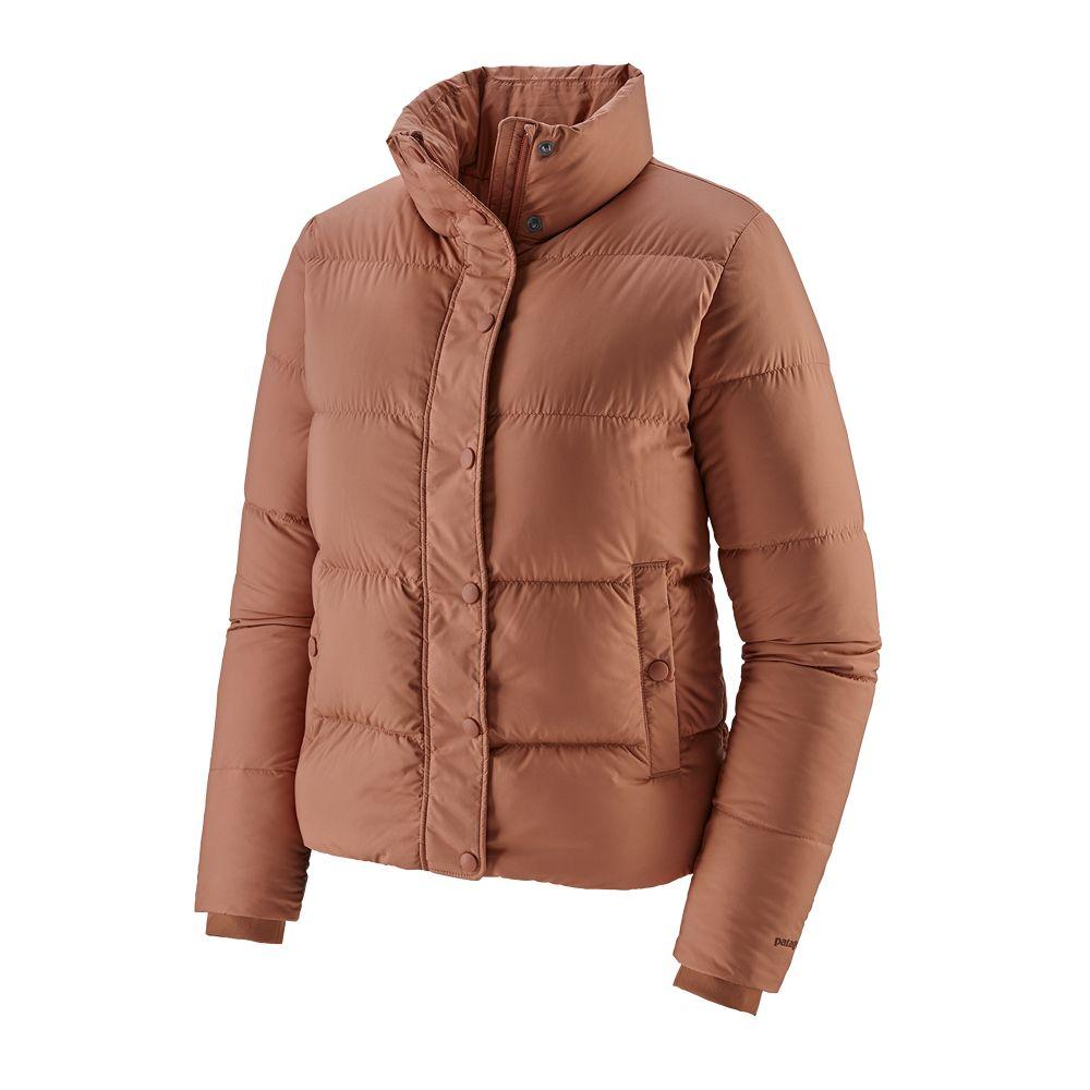 best website 45811 2c7c0 Patagonia - Silent Daunenjacke Damen century pink