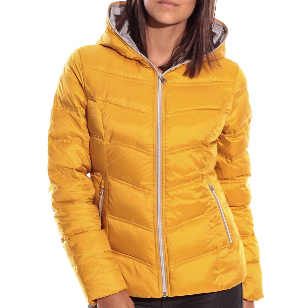 Sun Valley Demeter Down jacket Women senf at Sport Bittl Shop