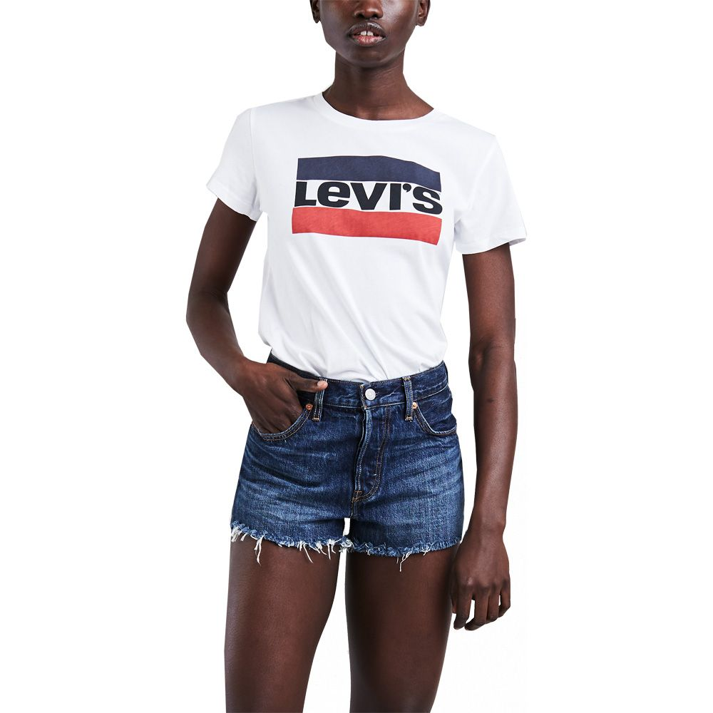 T Shirt White Levi´s® The Perfect Tee New Box