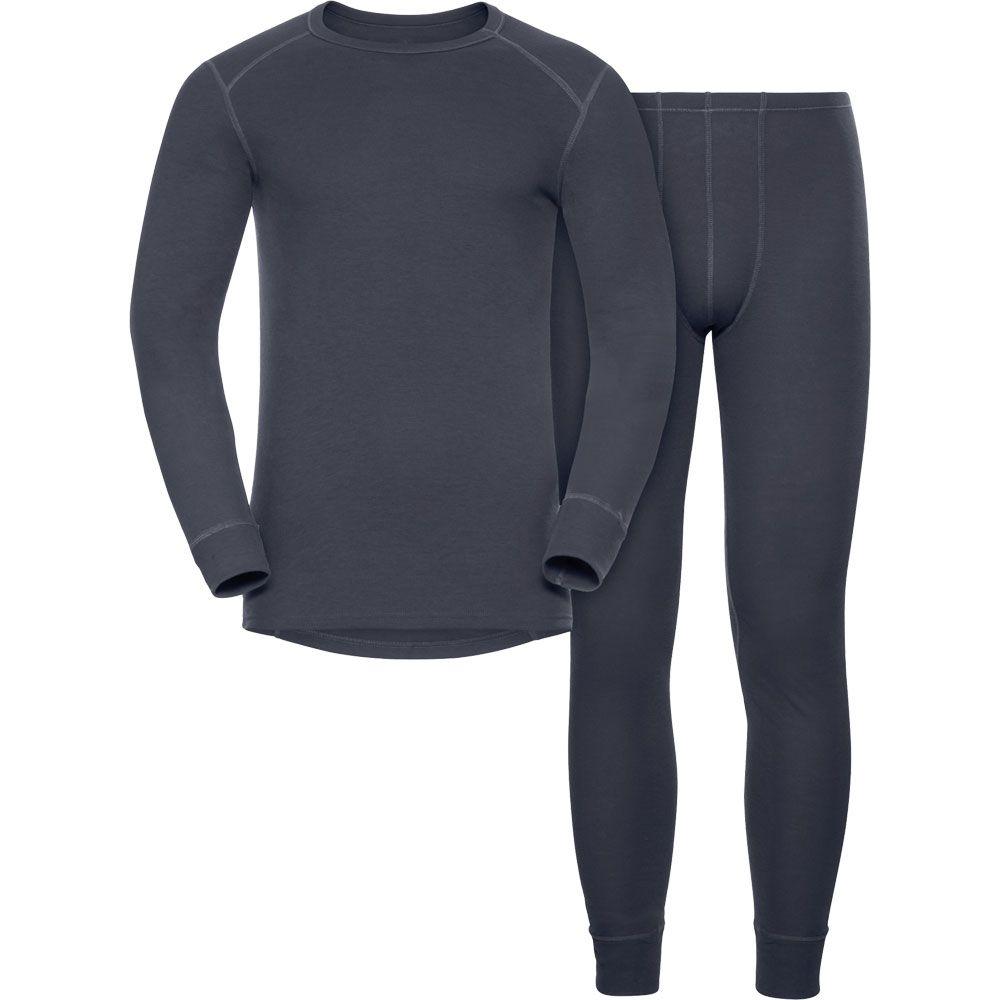 ODLO Childrens Suw Bottom Pant Active Originals X-warm Underwear