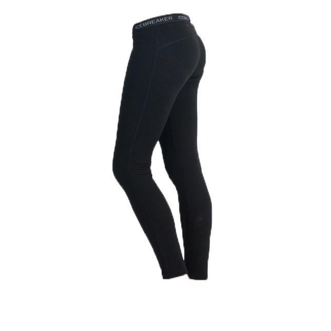 icebreaker oasis leggings damen schwarz kaufen im sport bittl shop. Black Bedroom Furniture Sets. Home Design Ideas
