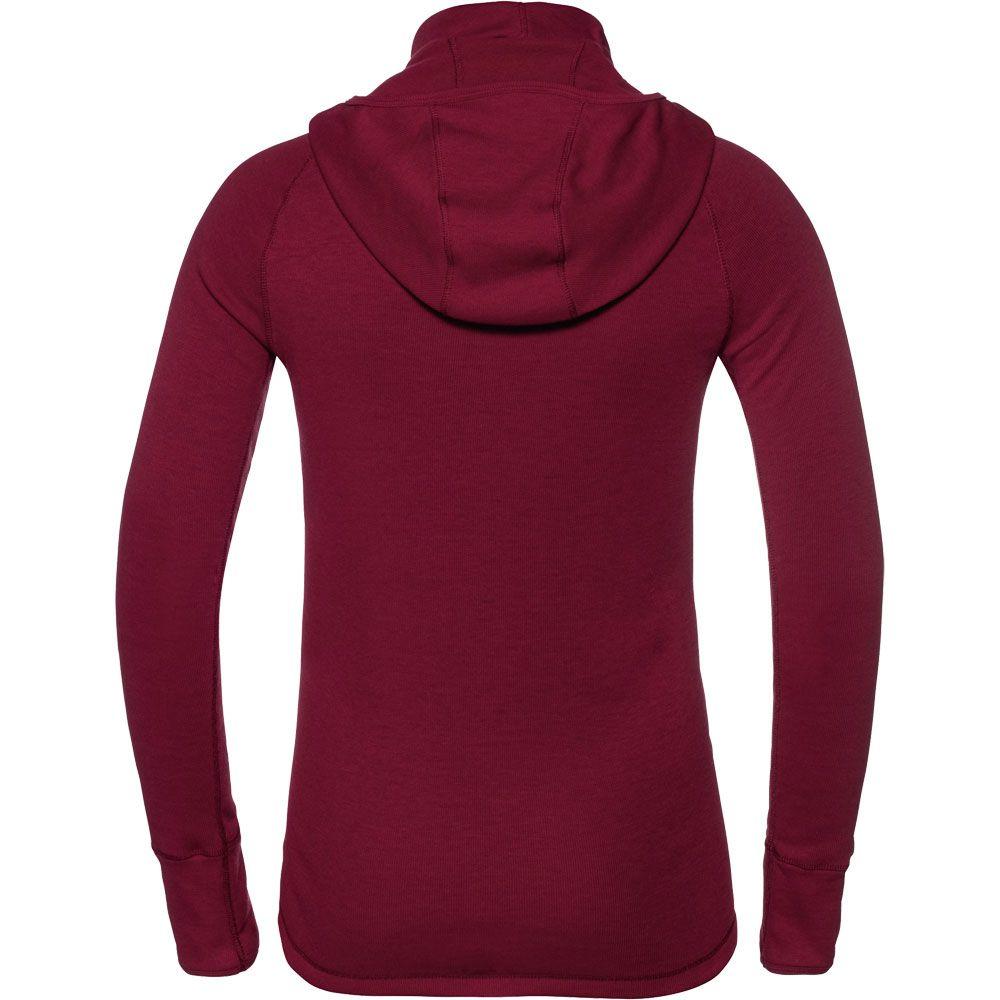 promo code 0c330 d38a2 Odlo - Active Revelstoke Warm Unterhemd Damen rumba red