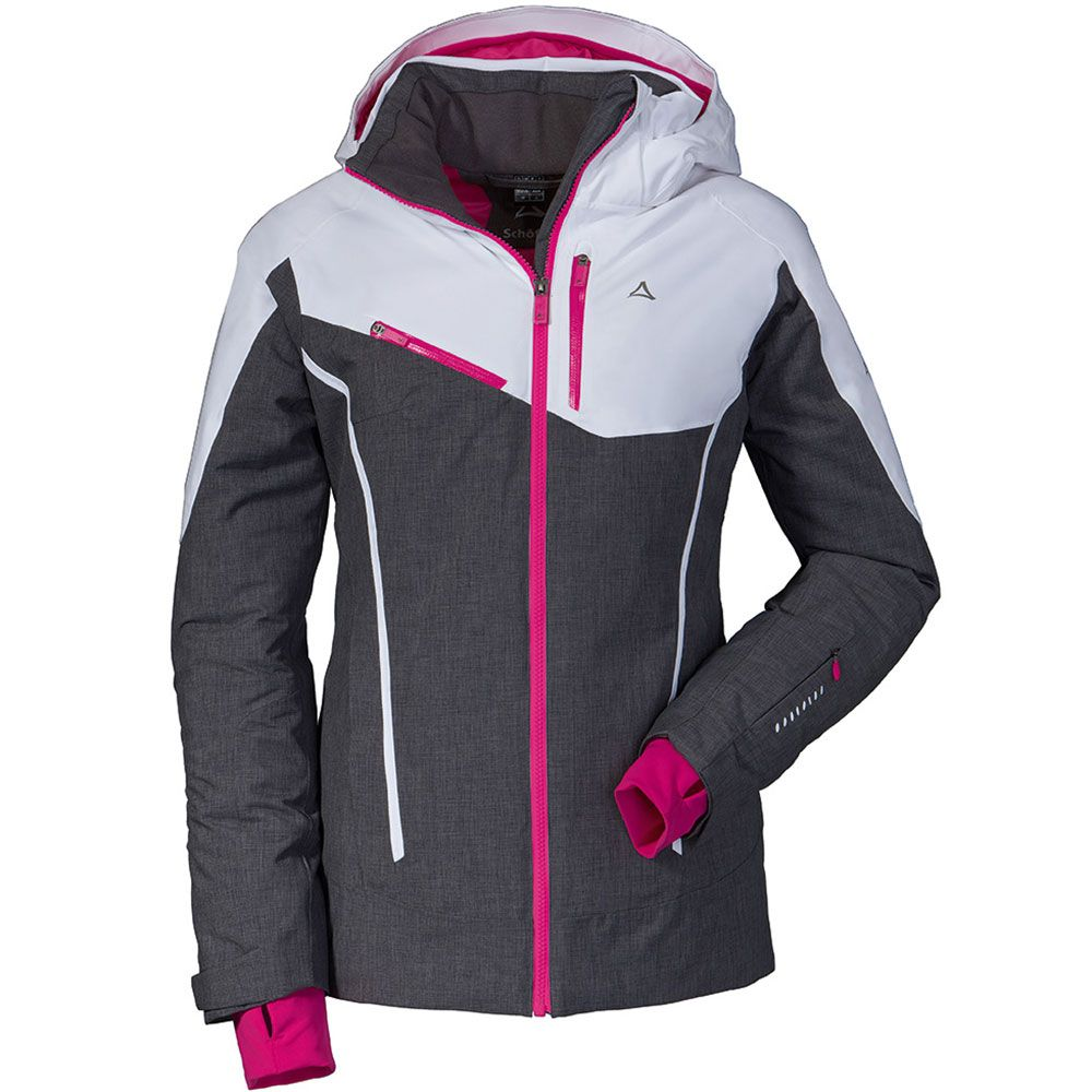At White Schöffel Ski Grey Jacket Sport Women Marseille RLj4A35