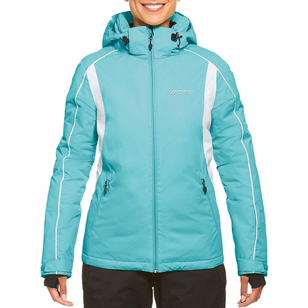 6642b97ef9 Maier Sports - Tilia Ski Jacket Women turquoise at Sport Bittl Shop