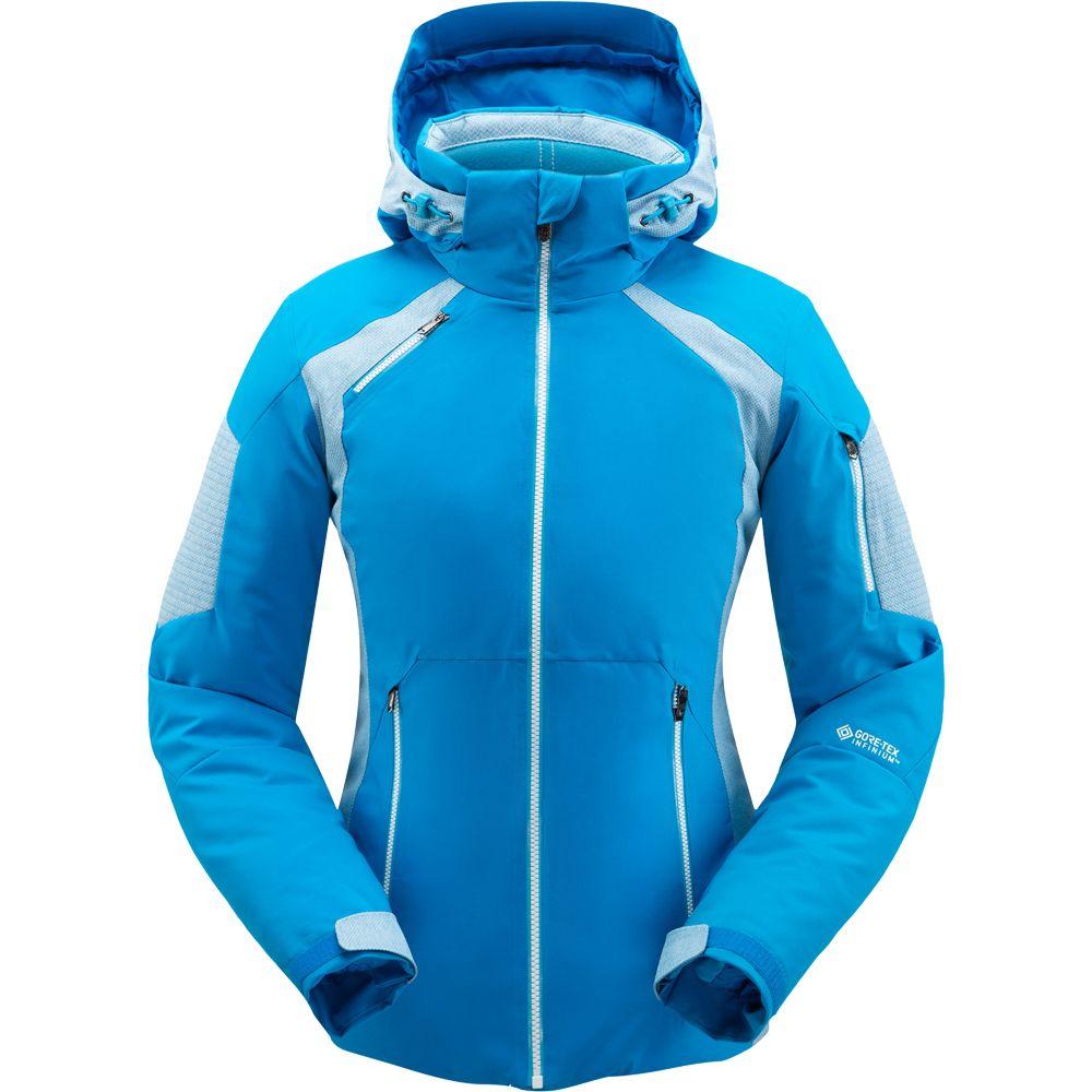 Schatzi GTX Infinium Ski Jacket Women lagoon