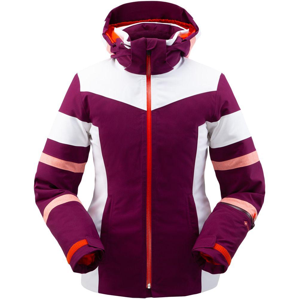 Captivate GTX Ski Jacket Women raisin