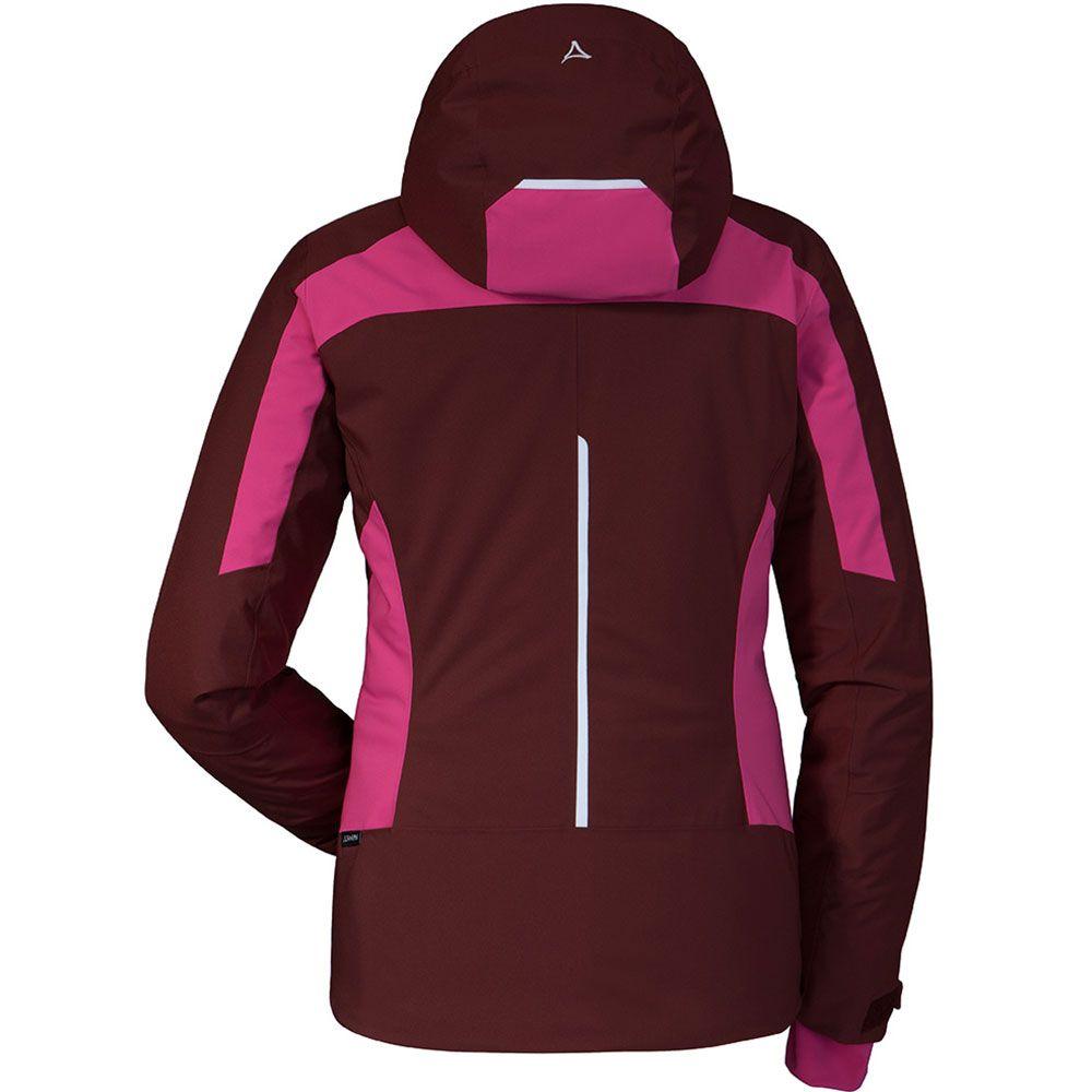 sch ffel obergurgl skijacke damen pink kaufen im sport. Black Bedroom Furniture Sets. Home Design Ideas