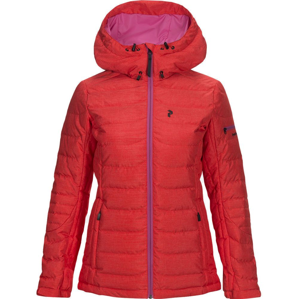 Peak Performance Blackburn Skijacke Damen dyna red kaufen