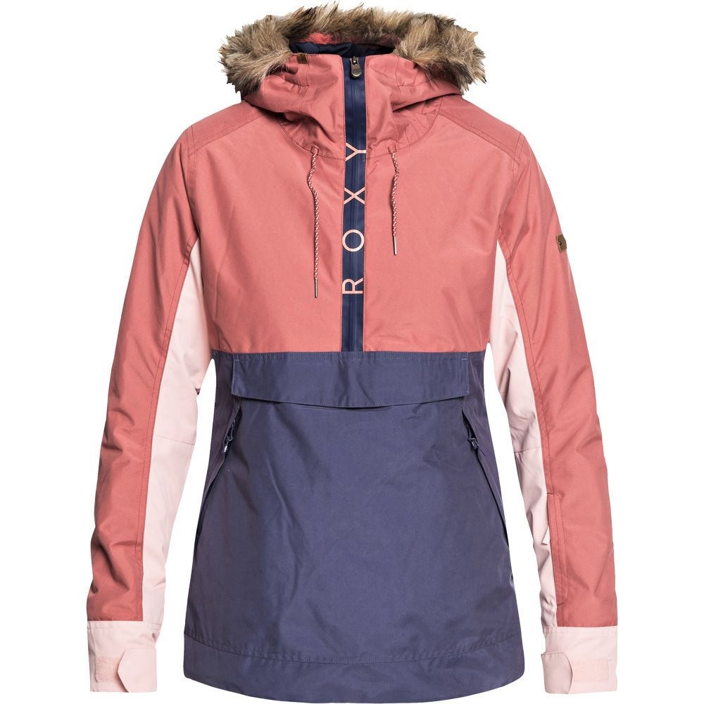 Roxy Shelter Snowjacket Women dusty cedar at Sport Bittl Shop
