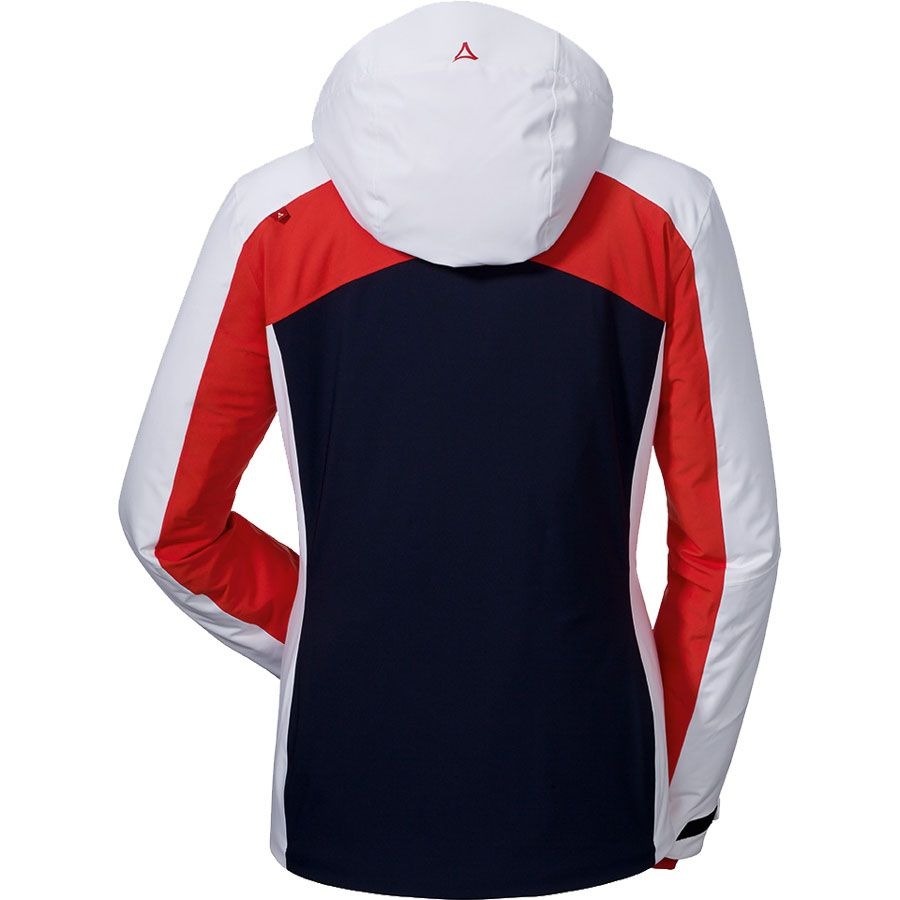 Schöffel Schladming2 Ski Jacket Women red at Sport Bittl Shop