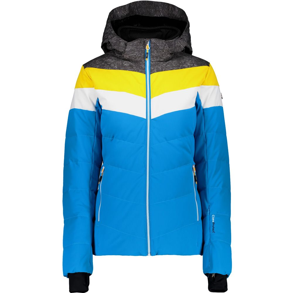 Zip jewel Hood Ski Jacket Women CMP xrCoedB