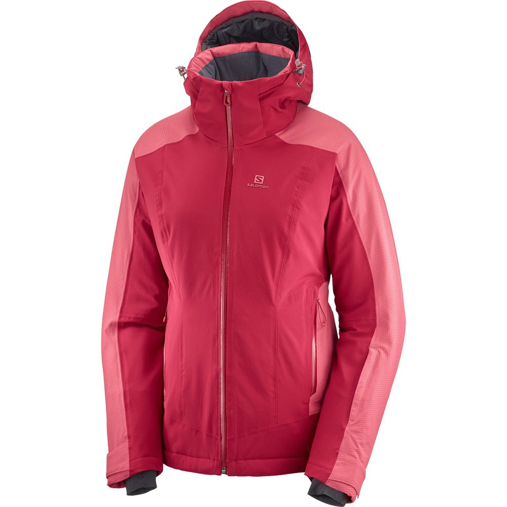 Salomon Stormpunch Skijacke Damen