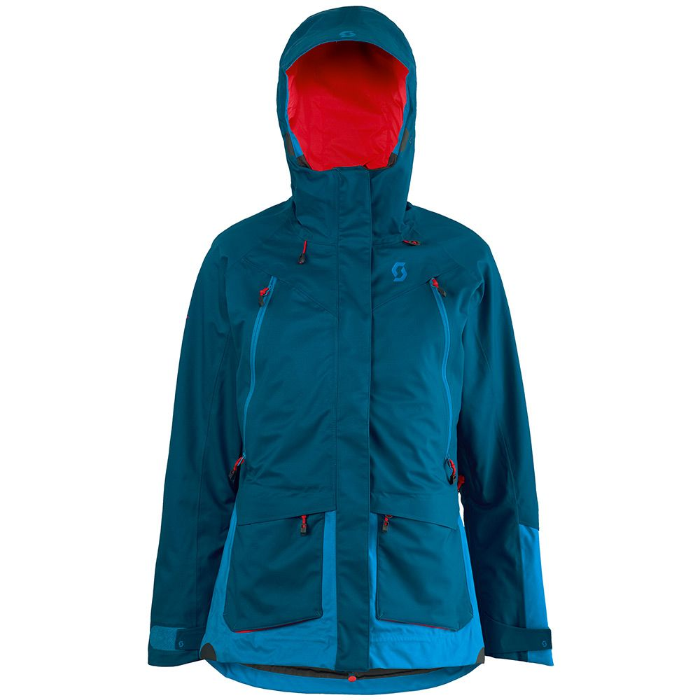 Terrain Dryo Plus Jacket blue night Scott