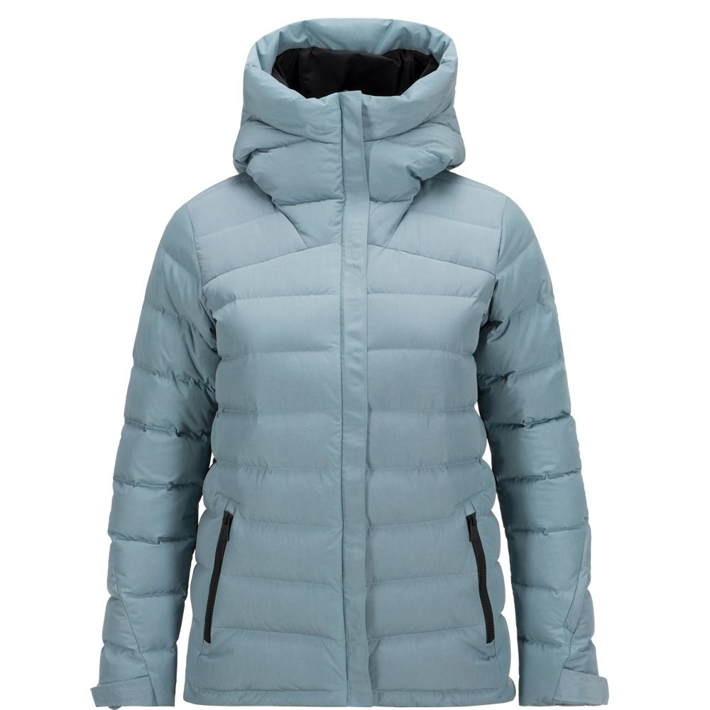 Peak Performance Spokane Daunenjacke Damen dustier blue