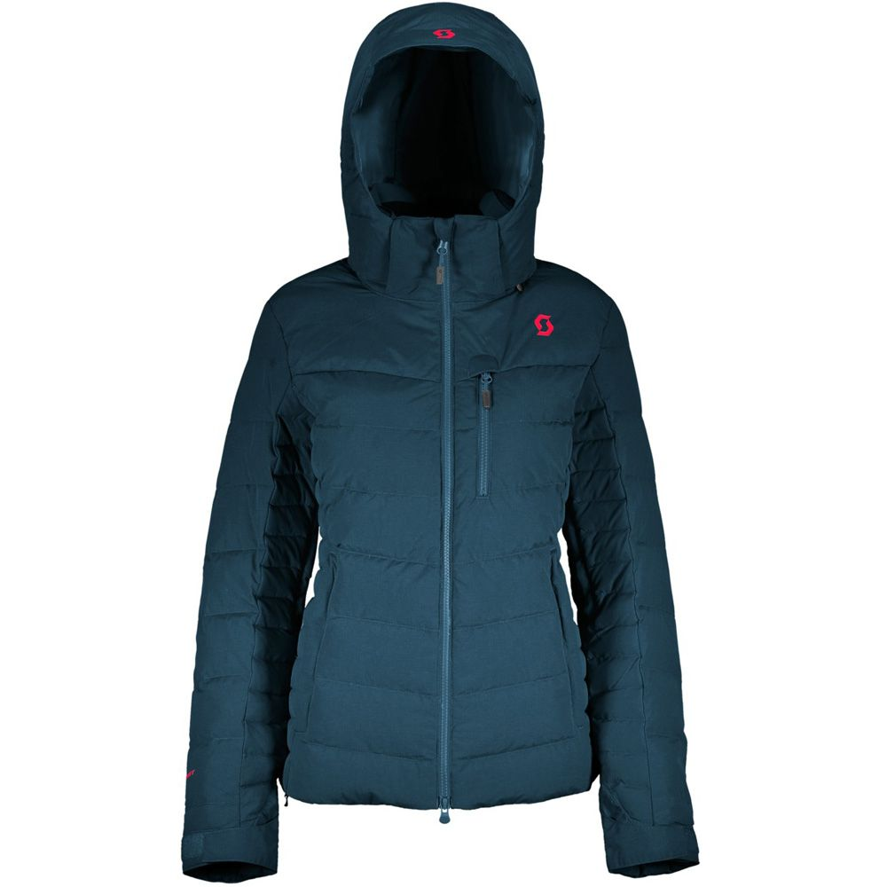 Blue Ultimate Nightfall Damen Scott Daunenjacke mNwn0v8