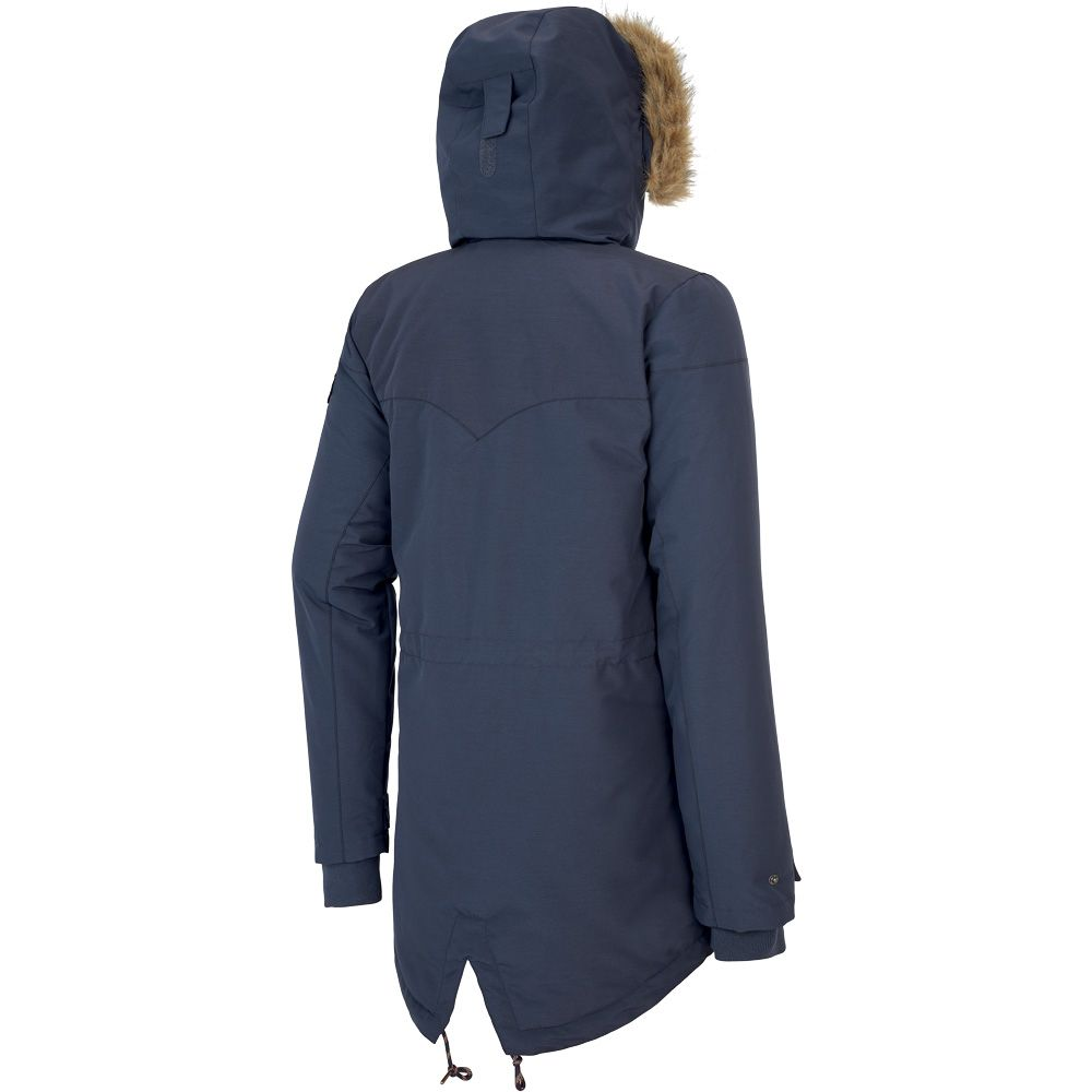 Katniss Parka Women dark blue
