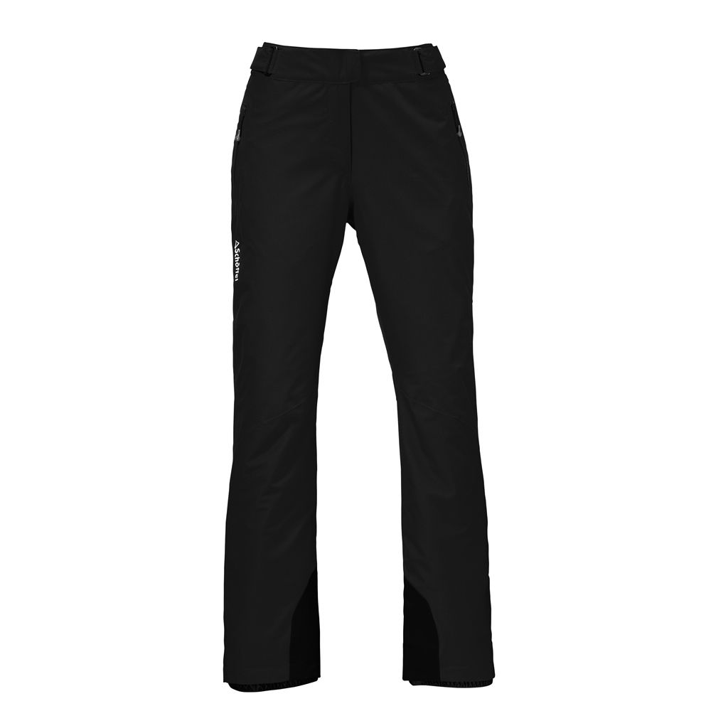 Schöffel Fergie Dynamic Skipants Women black at Sport