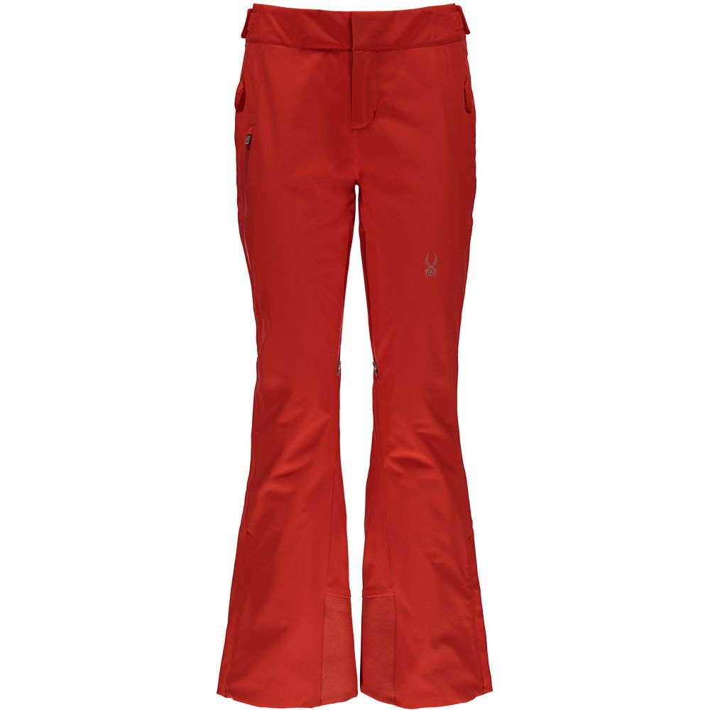 bc60bd3d010 Spyder - Temerity Pant Women burst at Sport Bittl Shop
