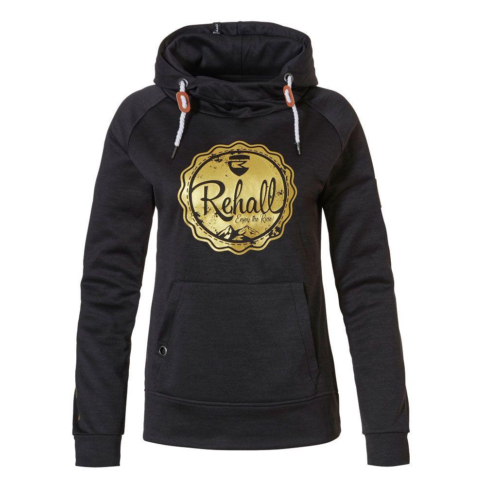 Rehall Jana Hoodie Damen gold kaufen im Sport Bittl Shop