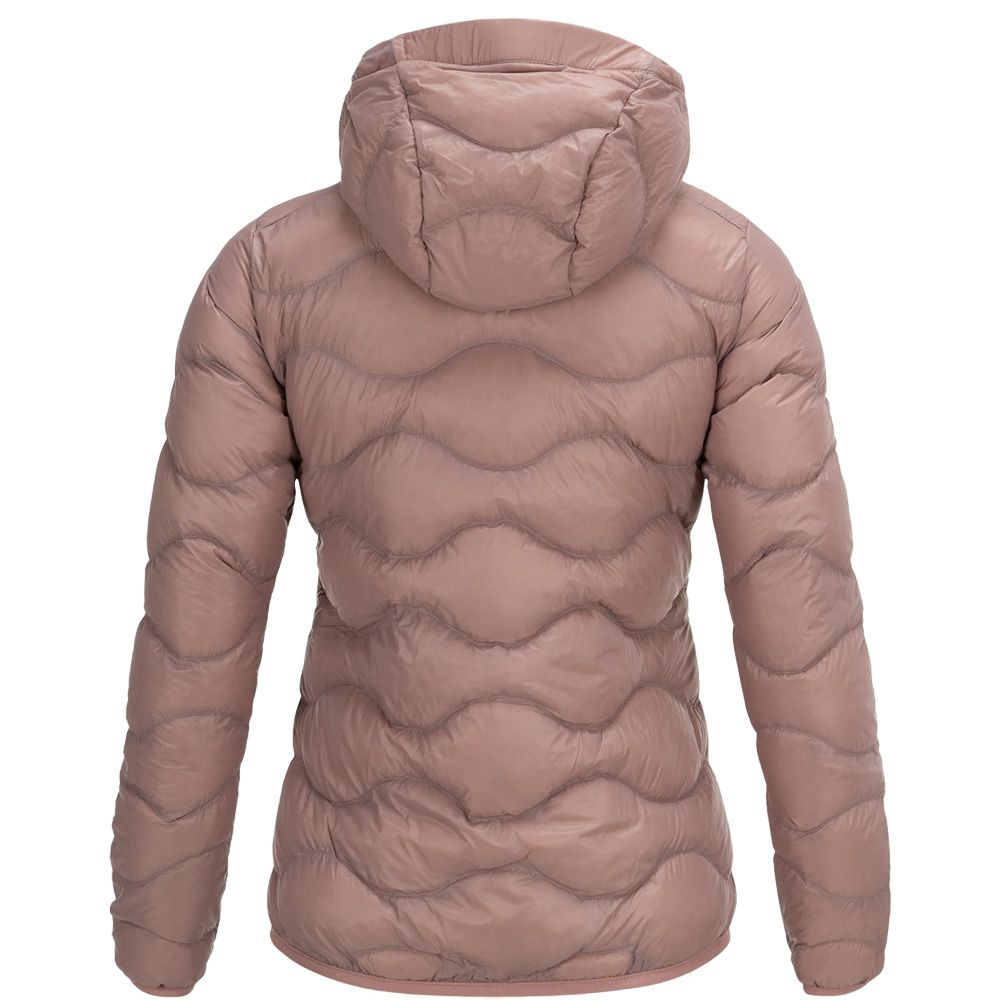 the best attitude daf3e 4f951 Peak Performance - Helium Hooded Jacket Women dusty roses at ...
