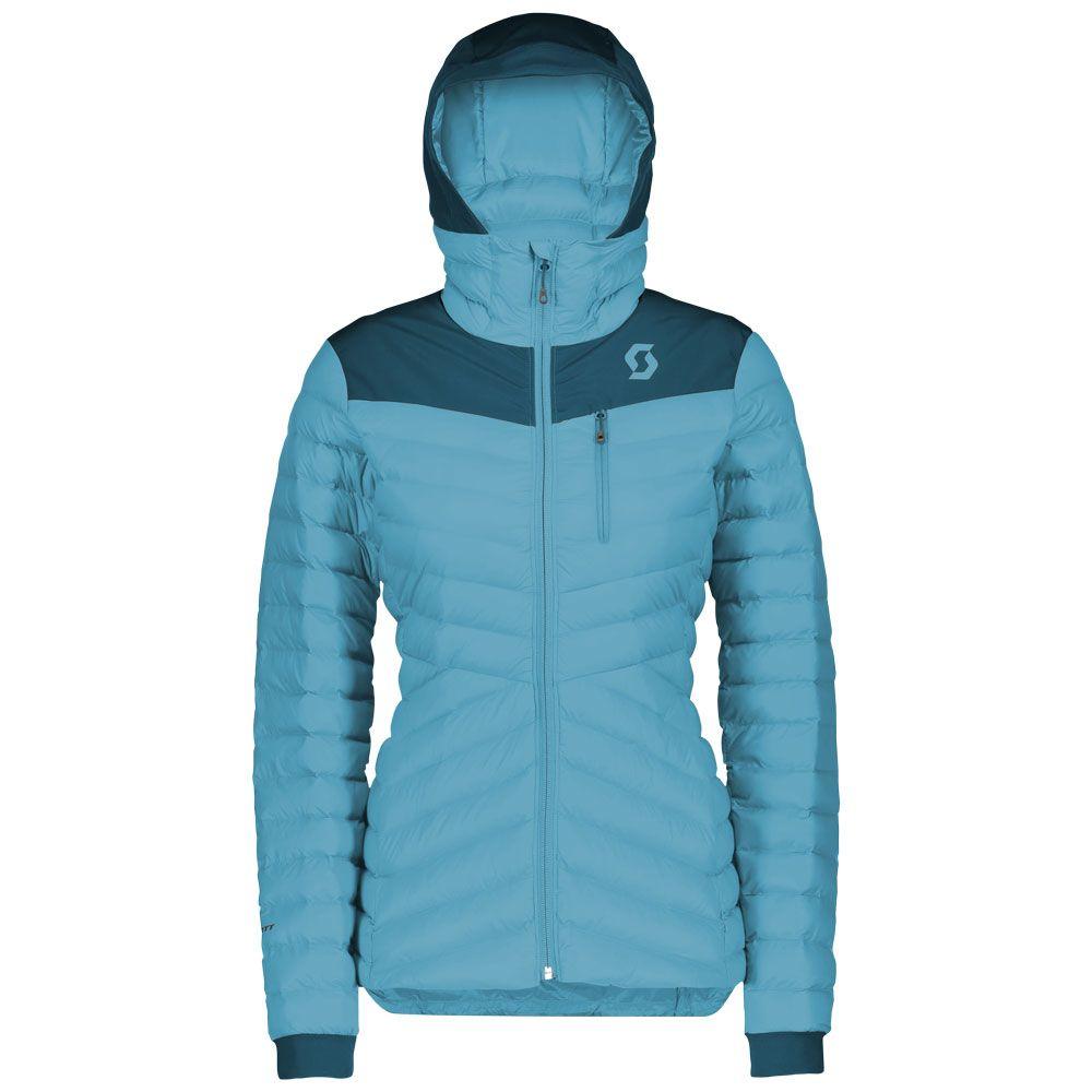 Insuloft Warm Jacke Damen majolica blue bright blue