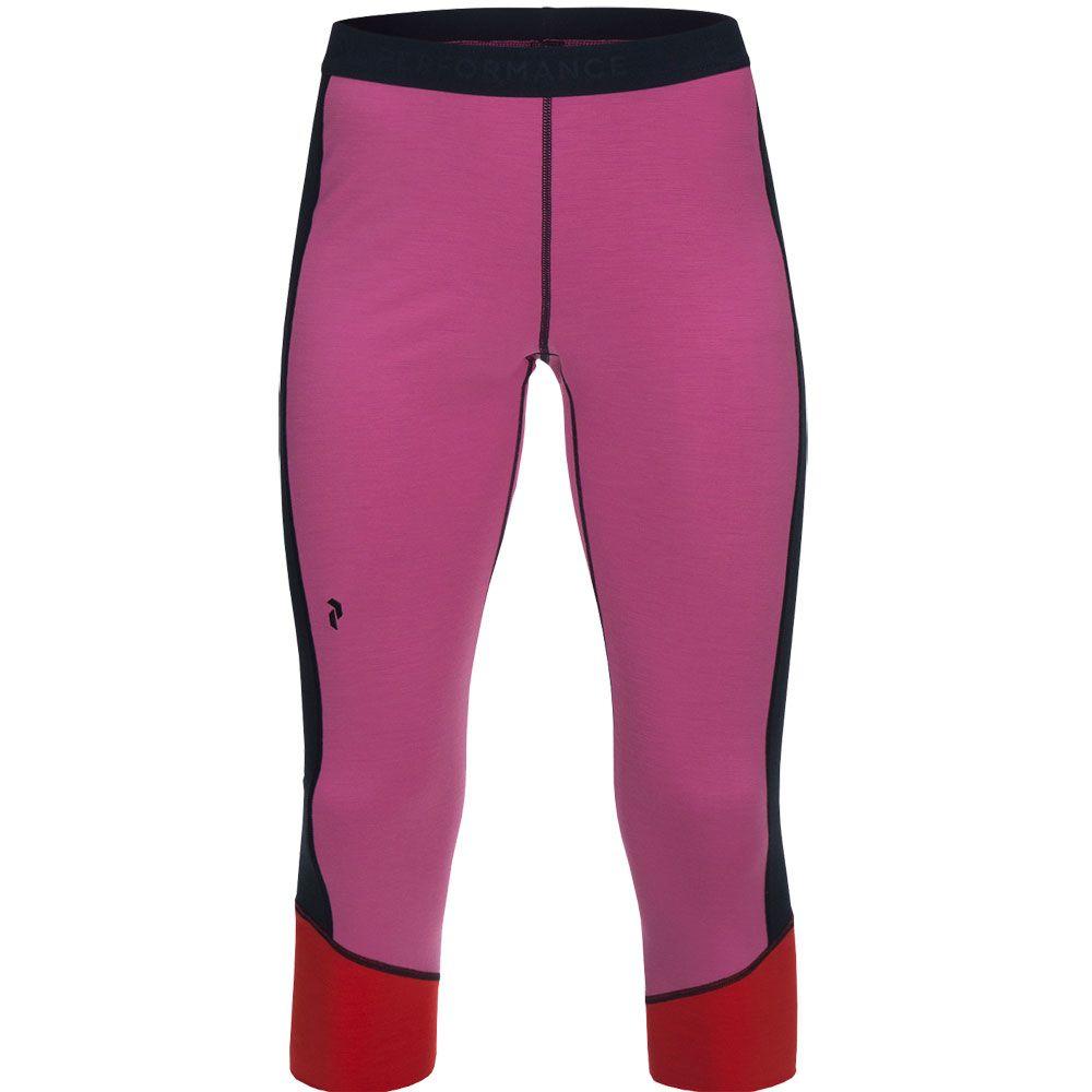 Peak Performance Magic Skiunterhose Damen vibrand pink