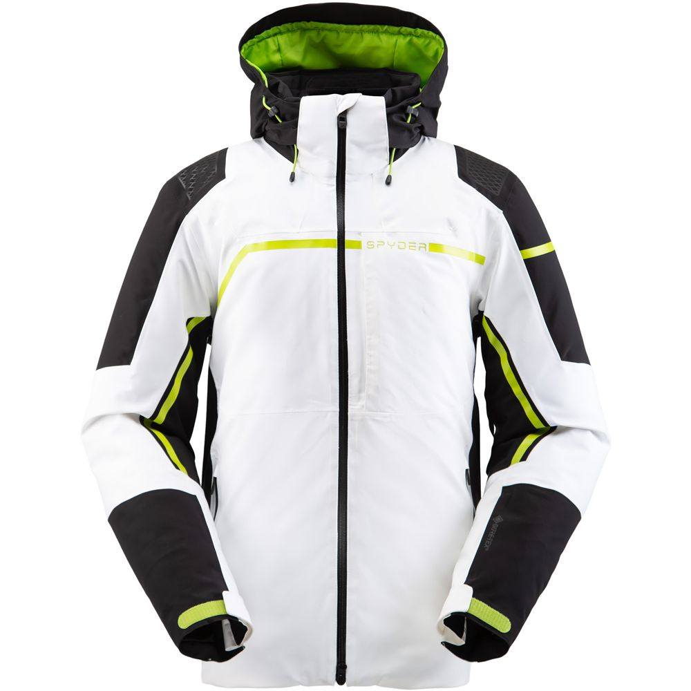 Titan GTX Skijacke Herren weiß