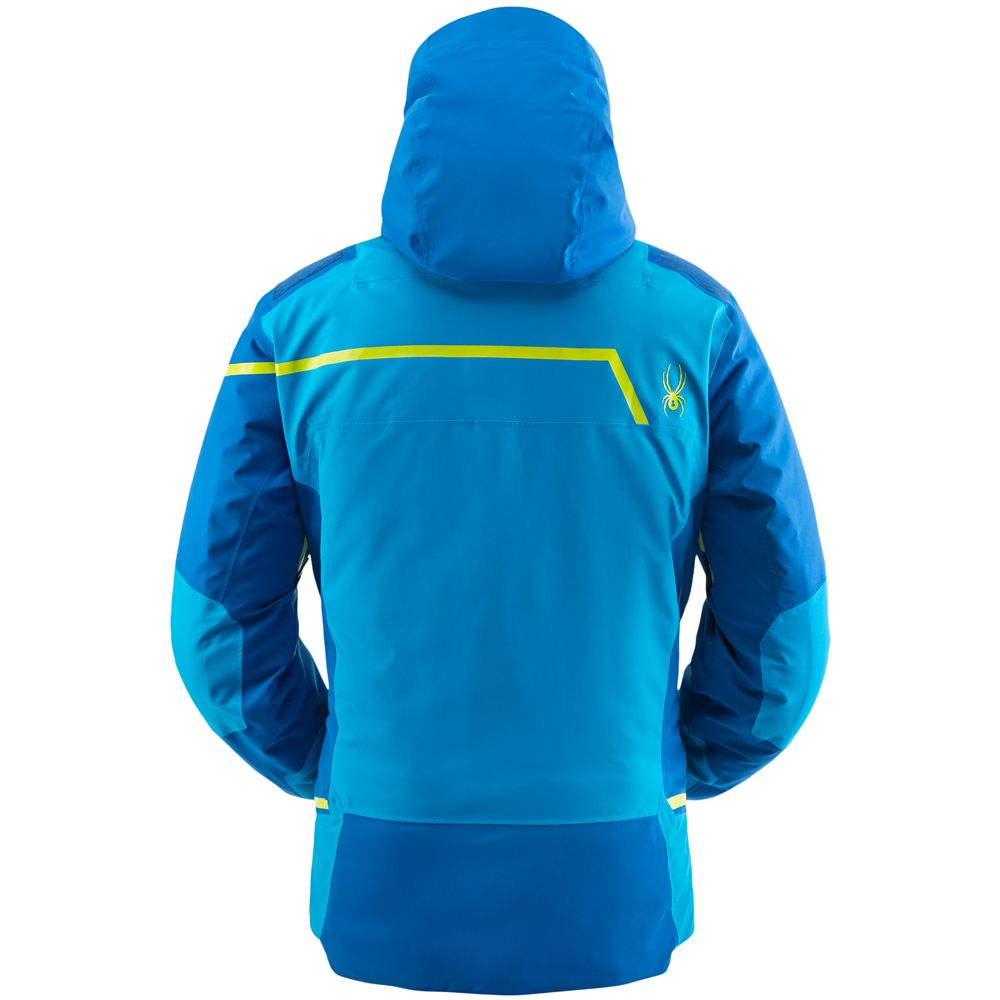 Titan GTX Ski Jacket Men lagoon