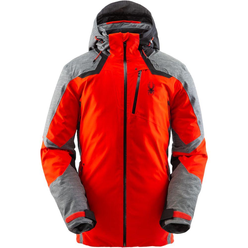Leader GTX Ski Jacket Men volcano