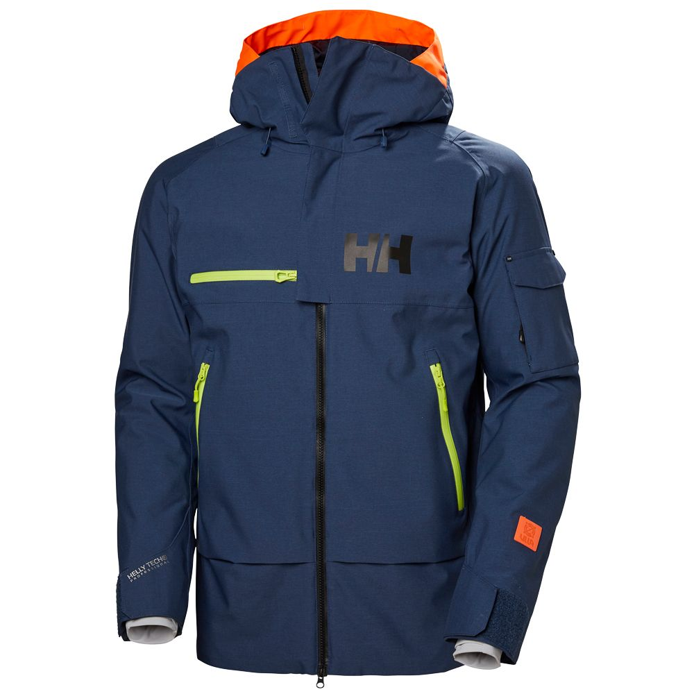Helly Hansen Showcase Ski Jacket Women blue wave at Sport
