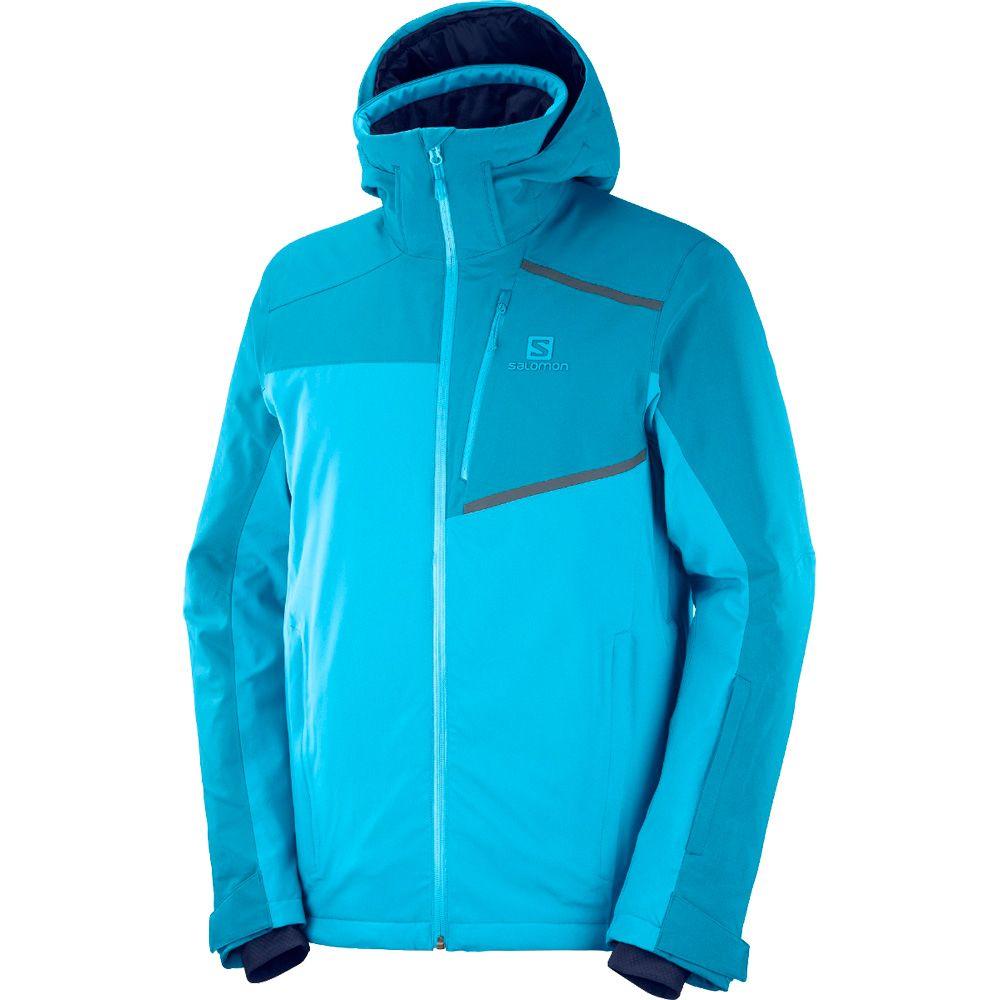 heißer verkauf SALOMON Herren Skijacke Strike Jacket