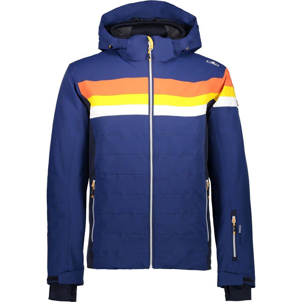 CMP Zip Hood Ski Jacket Men marine at Sport Bittl Shop