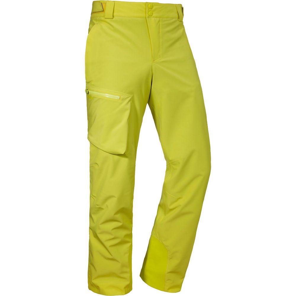 0f3d0651ee Schöffel - Kopenhagen2 Ski Pants Men yellow at Sport Bittl Shop