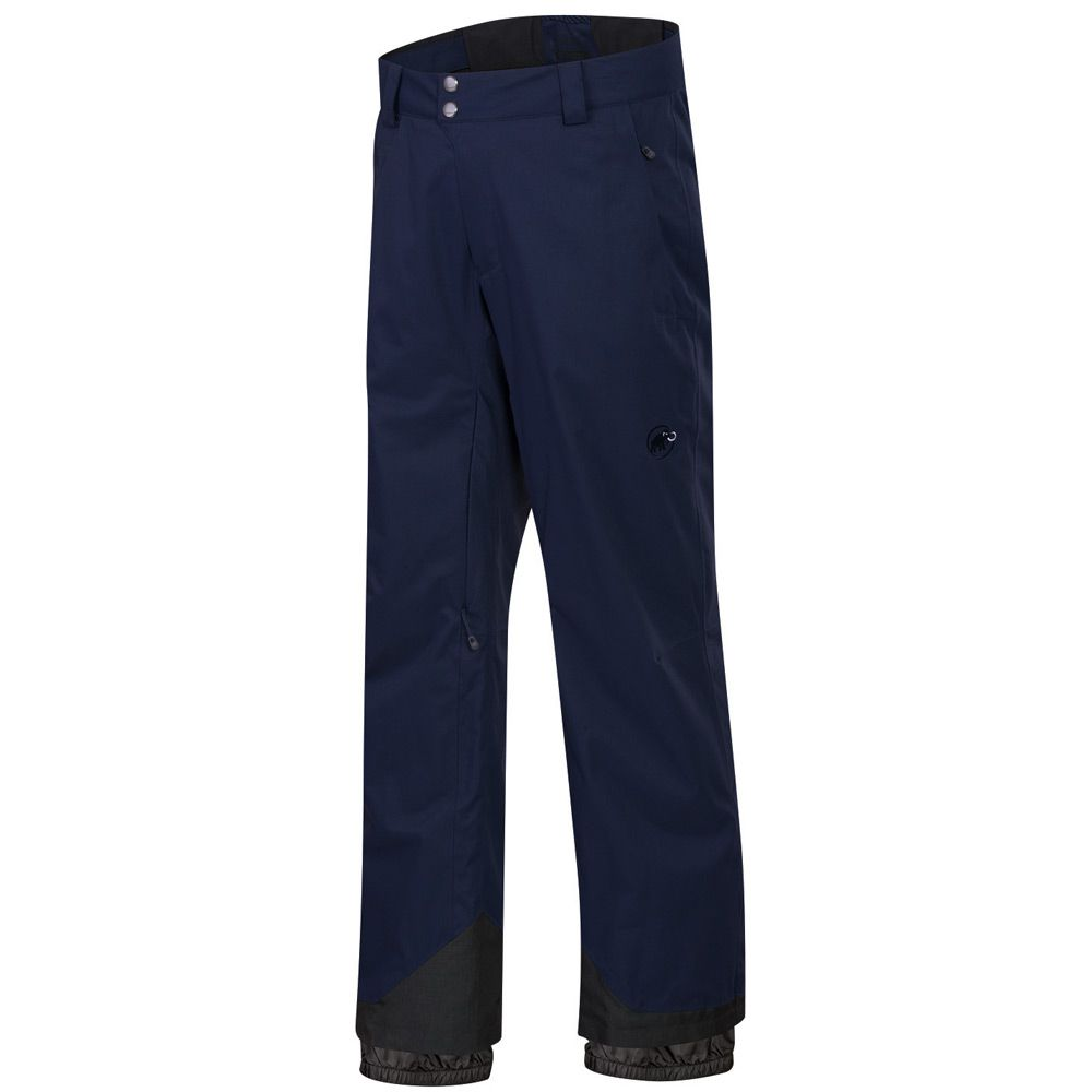 rationelle Konstruktion Großbritannien schöner Stil Mammut - Bormio HS Pants Skihose Herren marine