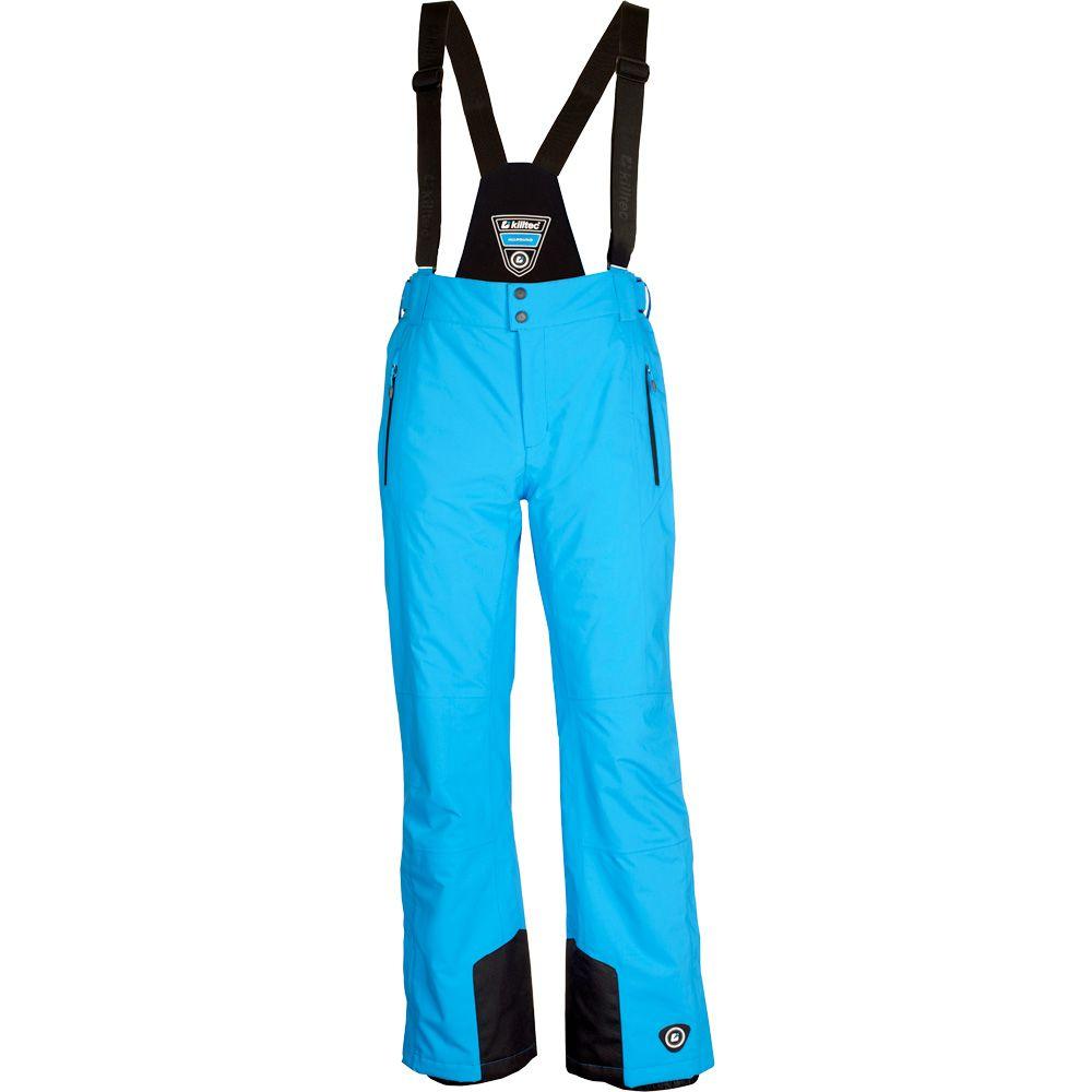 Killtec Enosh Ski Pant Men blue at Sport Bittl Shop