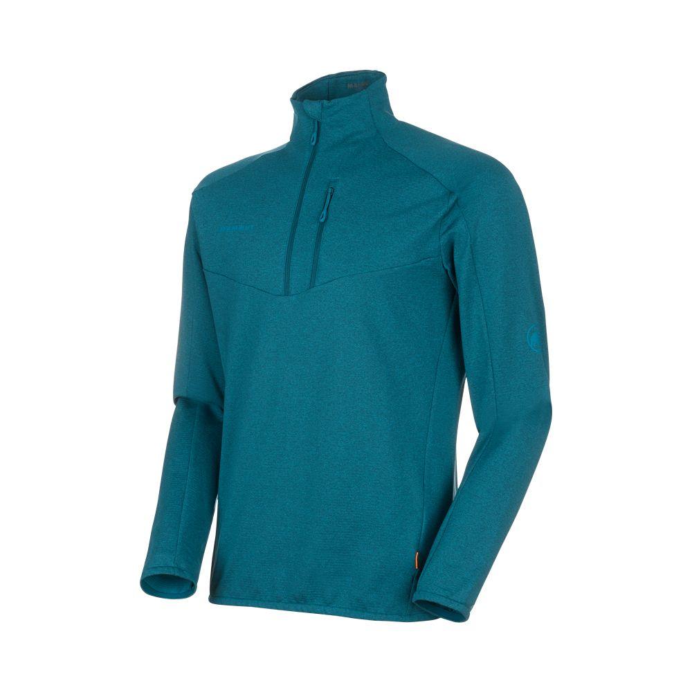 competitive price 3375f 7b134 Mammut - Nair Fleece Pullover Men sapphire melange