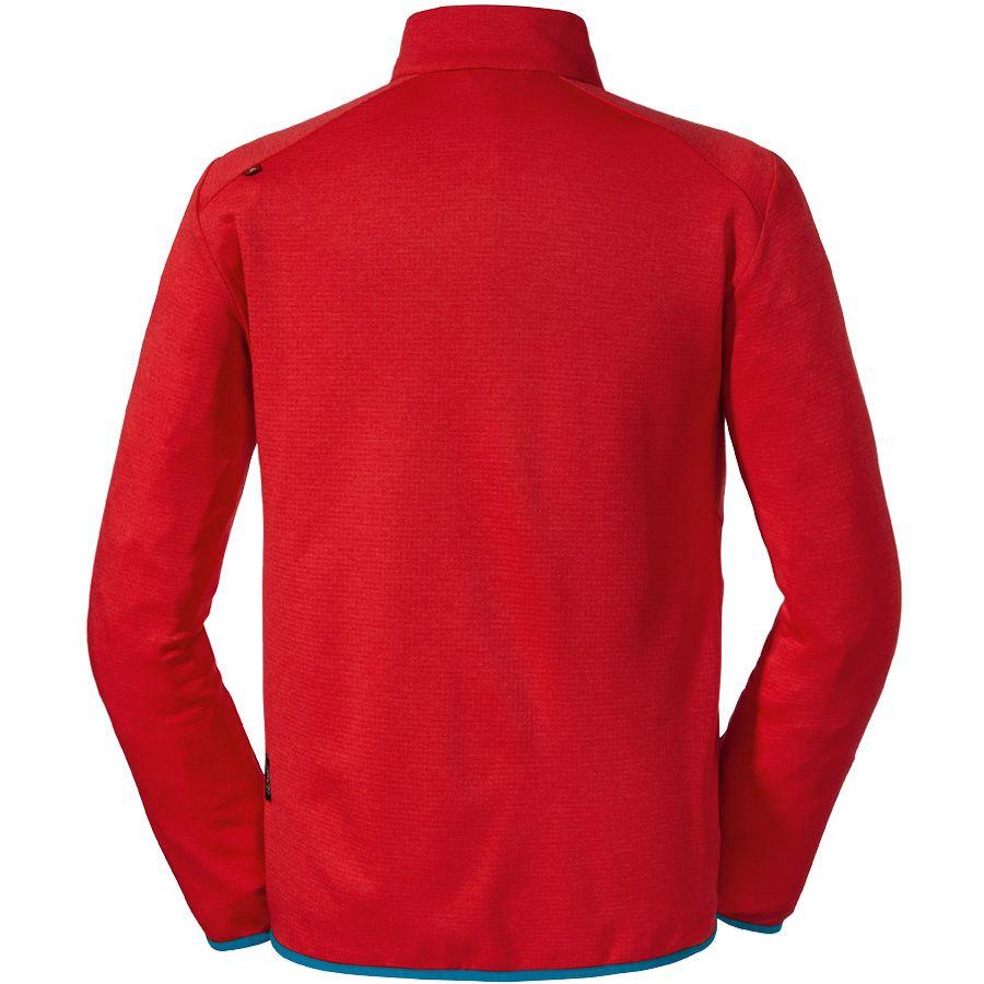 Savoyen 2 Fleece Jacket Men high risk red