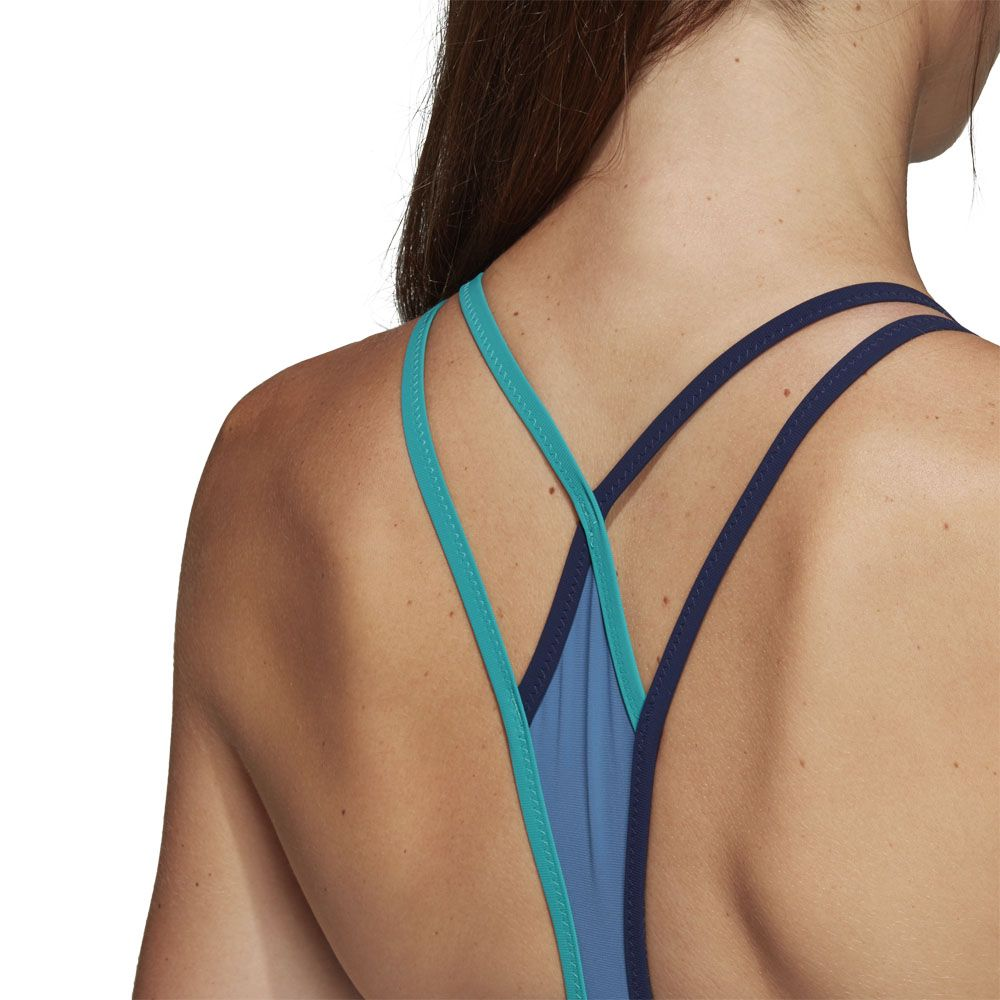 adidas Parley Hero Bikini Women eqt green core blue