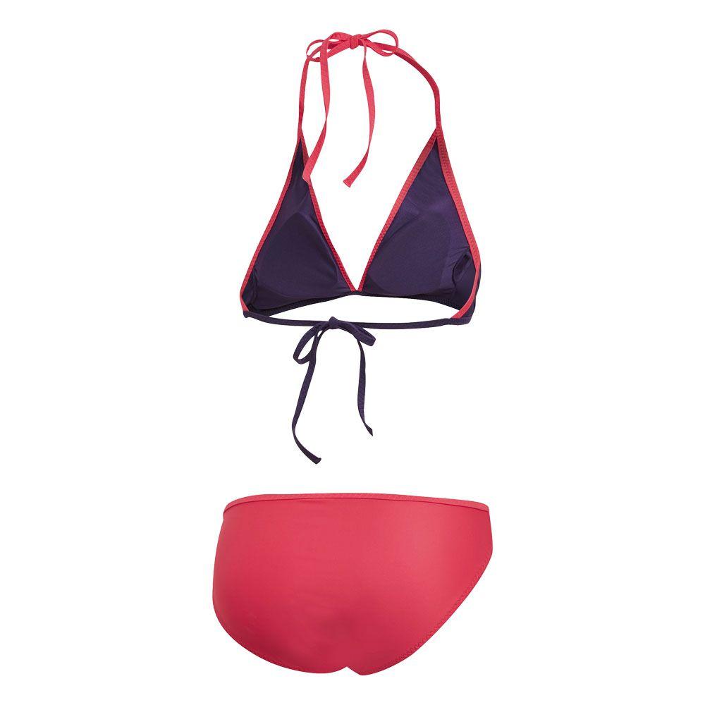adidas Beach Halter Bikini Damen legend purple active pink