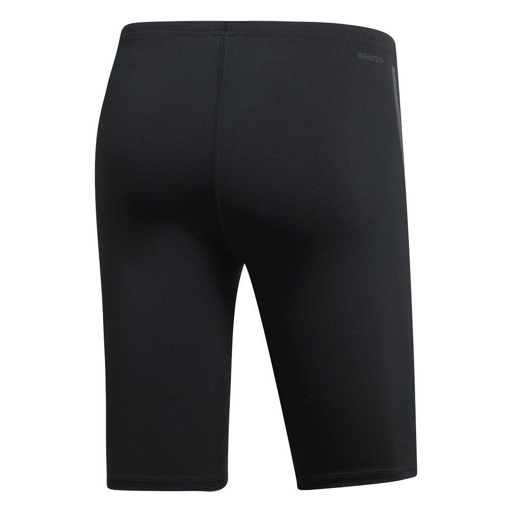 e4b59730982c5 adidas - Pro 3-Streifen Jammer-Badehose Herren black carbon kaufen ...