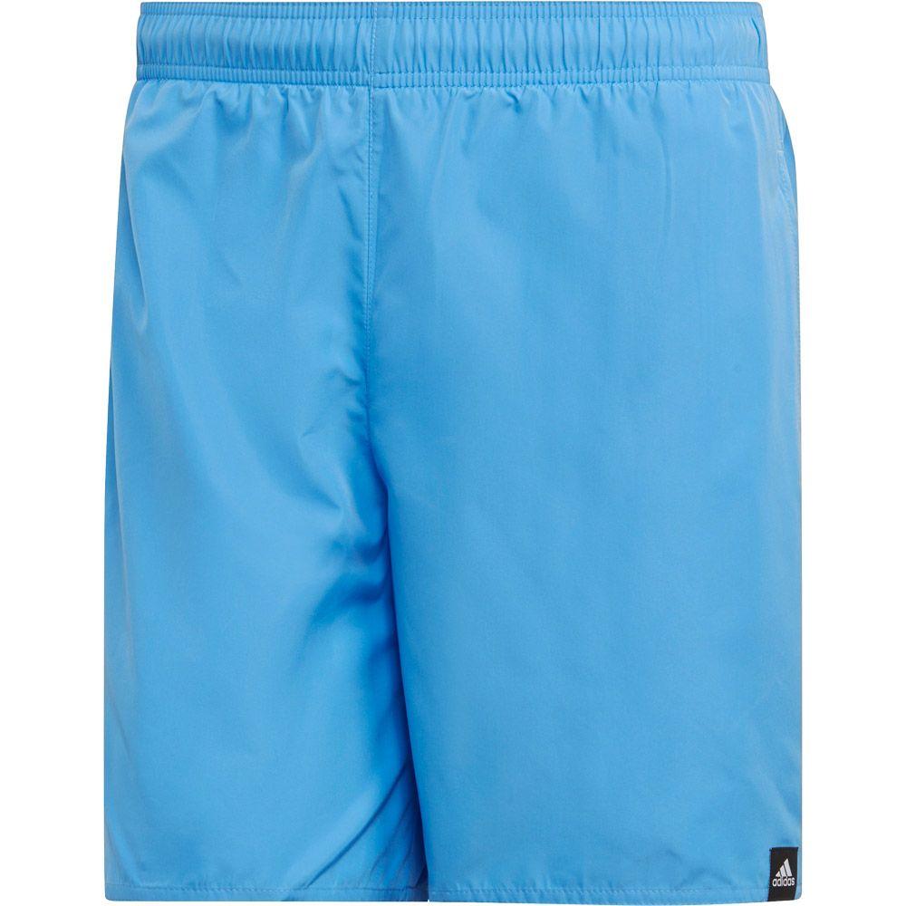 adidas Solid Swim Shorts Men real blue at Sport Bittl Shop