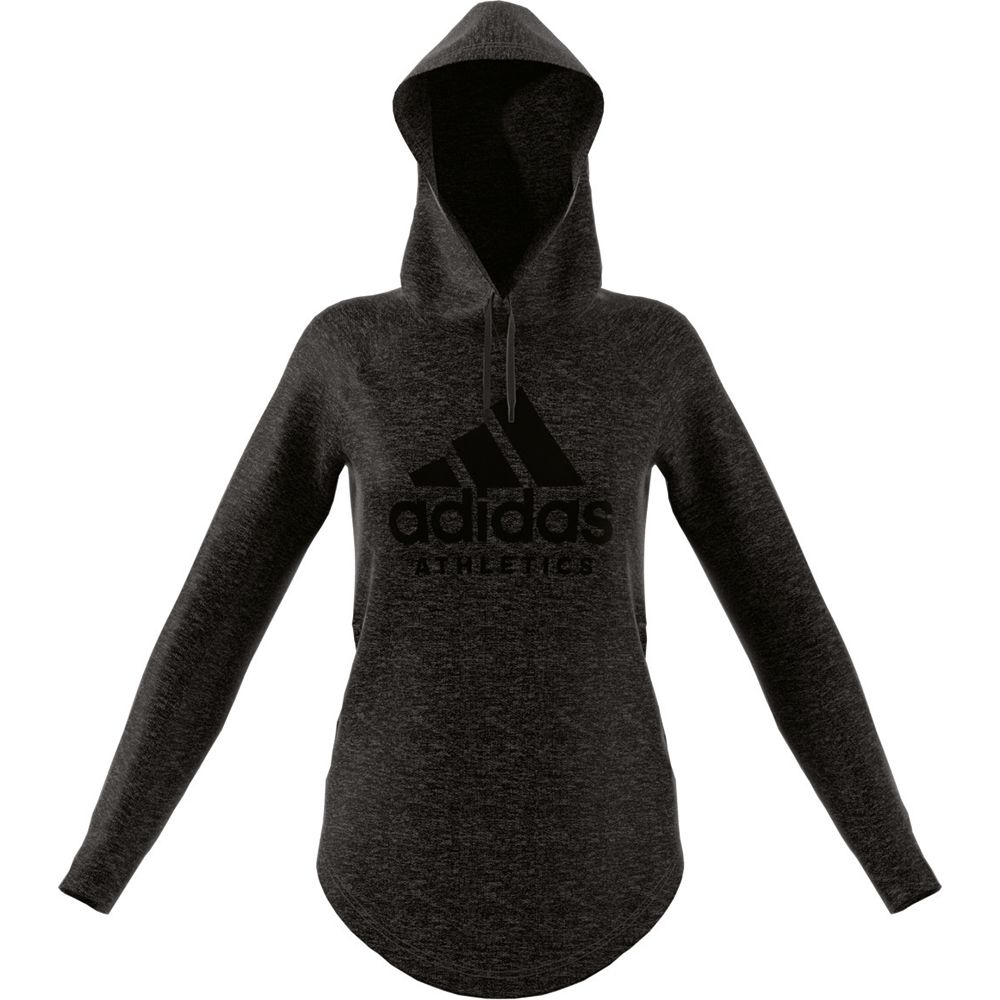adidas Sport ID Over Head Hoodie Women black at Sport