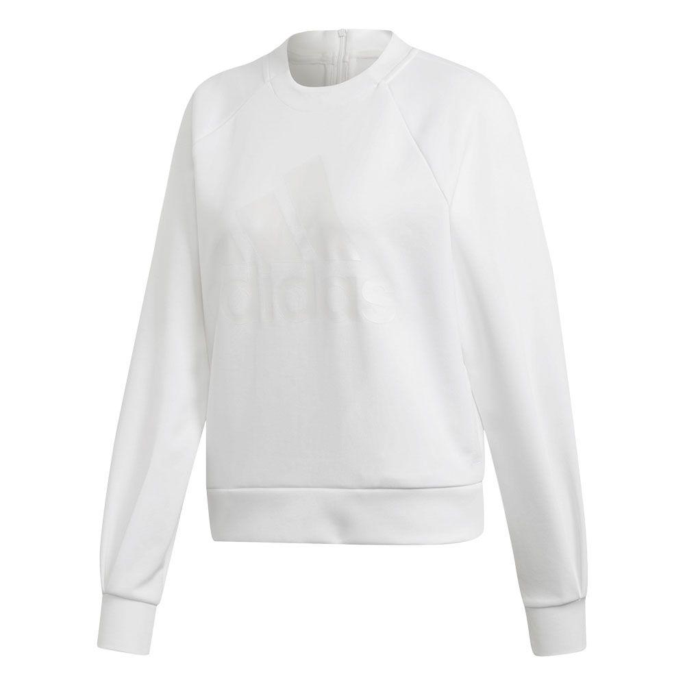 45fdbb9115a adidas - ID Glory Sweatshirt Women white at Sport Bittl Shop