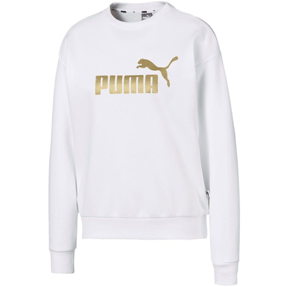 Puma - Essentials+ Metallic Crew