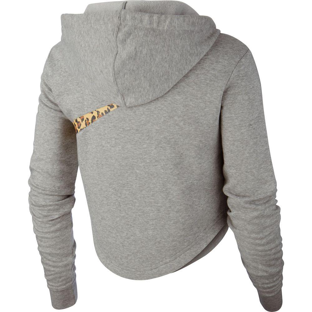 Nike , Sportswear Hoodie Girls grey heather